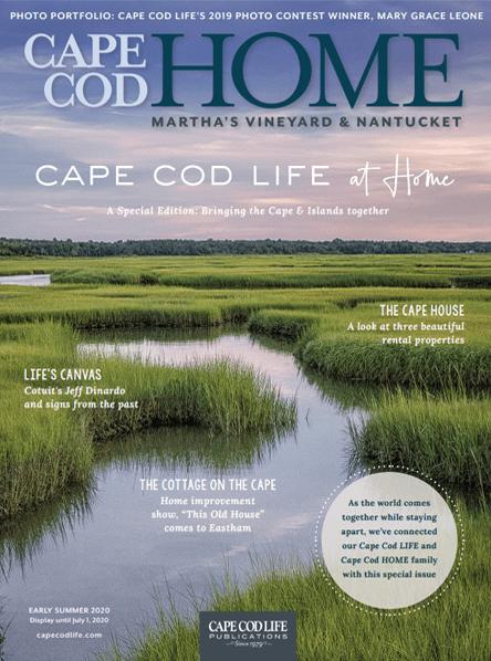Cape Cod Life 2020