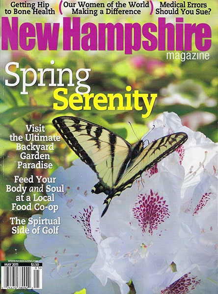 New Hampshire Magazine 2011